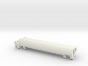 Gearrack Actuator V2.2 in White Natural Versatile Plastic