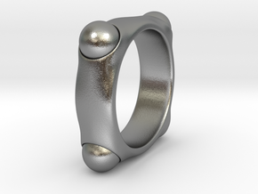 Quoc - Ring in Natural Silver: 9 / 59