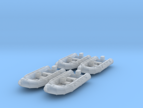 Zodiac 01. 1:144 Scale  in Smooth Fine Detail Plastic