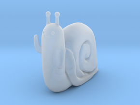 Adventure Time Lich Snail in Smooth Fine Detail Plastic: Small