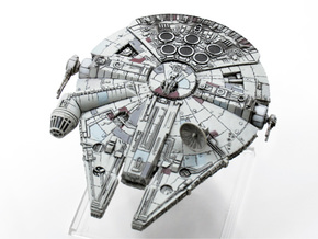 YT-1300 Weapon Mega-pack  in Frosted Extreme Detail