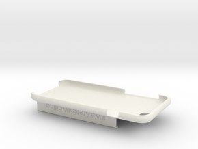 IPhone 7 / Dexcom Case - Nightscout or Share in White Natural Versatile Plastic