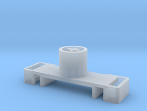 Topre to MX 2.25u Plunger in Smooth Fine Detail Plastic