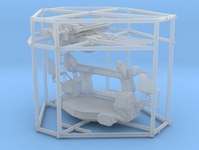 1/96 USN 1.1 inch 75 (28 mm) Quad Mount Kit in Smooth Fine Detail Plastic