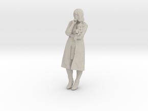 Printle C Femme 570 - 1/24 - wob in Natural Sandstone