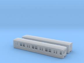 DB 476  TT [2x body] in Smooth Fine Detail Plastic