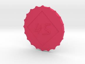 CS-O4518 Cap for Lens Hood  in Pink Processed Versatile Plastic