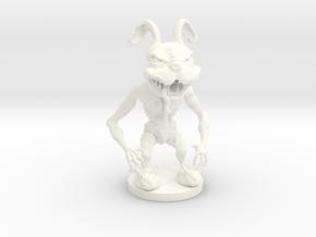 Jack in White Processed Versatile Plastic