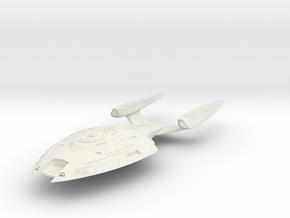 Meek Class  LtCruiser in White Natural Versatile Plastic