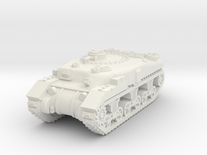 1/144 Ram Badger flamethrower in White Natural Versatile Plastic