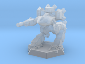 Mecha- Guardian II (1/937th) in Smooth Fine Detail Plastic