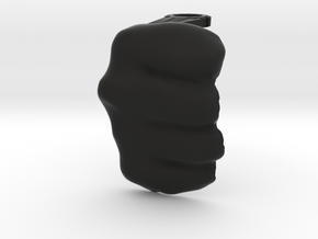 Bare Knuckle Shield Right in Black Natural Versatile Plastic