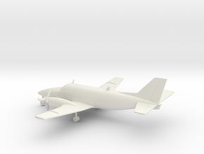 Beechcraft Model 99 Airliner in White Strong & Flexible: 1:200