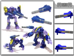 Legion TFP Blight Blaster in White Strong & Flexible
