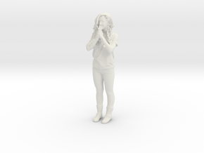 Printle C Femme 182 - 1/35 - wob in White Strong & Flexible