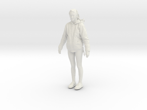 Printle C Femme 183 - 1/20 - wob in White Strong & Flexible