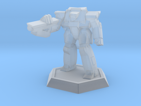 Mecha- Blitz LAM (1/937th) Mech in Smooth Fine Detail Plastic