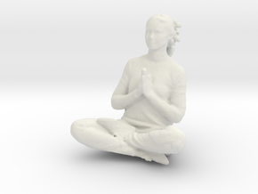 Printle T Femme 208 - 1/64 - wob in White Natural Versatile Plastic