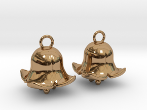 Belling in Polished Brass (Interlocking Parts): Medium