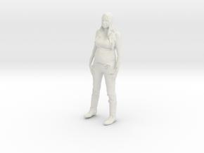 Printle C Femme 233 - 1/64 - wob in White Natural Versatile Plastic