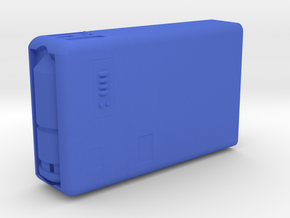 Tricorder, Medical Closed (Next Generation), 1/9 in Blue Processed Versatile Plastic