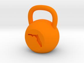 Florida - Plastic in Orange Processed Versatile Plastic