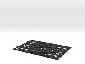 Destiny Box Cover Imperial in Black Natural Versatile Plastic