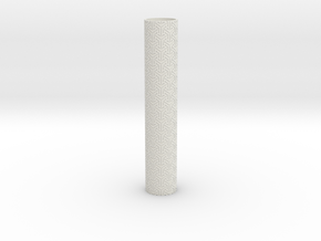 Rolling Pin Sleeve Arrows Arebian in White Natural Versatile Plastic