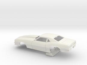 1/25 Pro Mod 68 Camaro in White Strong & Flexible