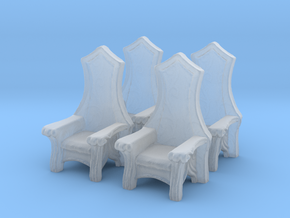 Chair: Elvish: V3 in Smooth Fine Detail Plastic