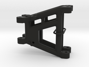 045018-01 Omega Rear Arms, Sway Bar in Black Natural Versatile Plastic
