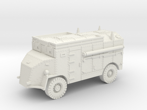 Dorchester AEC 4x4 (British) 1/100 in White Strong & Flexible