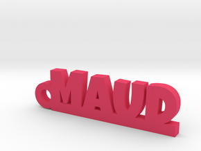 MAUD Keychain Lucky in Pink Processed Versatile Plastic