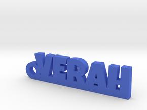 VERAH Keychain Lucky in Blue Processed Versatile Plastic