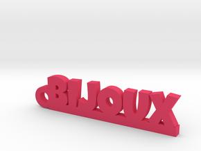 BIJOUX Keychain Lucky in Pink Processed Versatile Plastic