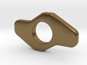 Spinner in Natural Bronze