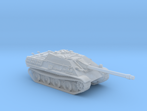 Jagdpanther tank (Germany) 1/200 in Smooth Fine Detail Plastic