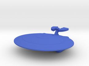 Nebula Class 1/8870 (Alternate Pod) in Blue Strong & Flexible Polished