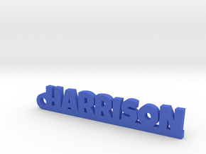 HARRISON Keychain Lucky in Blue Processed Versatile Plastic