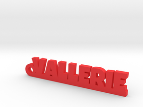 VALLERIE Keychain Lucky in Red Processed Versatile Plastic