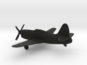 Sukhoi Su-5 in Black Natural Versatile Plastic: 1:144