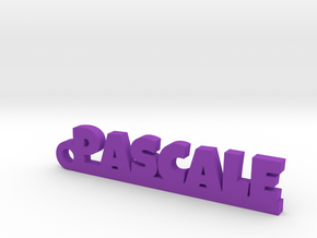 PASCALE Keychain Lucky in Purple Processed Versatile Plastic