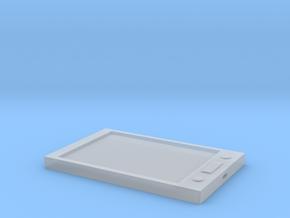 Samsung Galaxy Tab 4  in Smooth Fine Detail Plastic