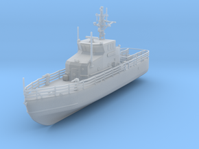 1/144 USCG Island Class cutter in Smooth Fine Detail Plastic