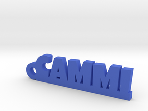 CAMMI Keychain Lucky in Blue Processed Versatile Plastic