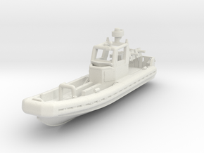 1/144 USN Riverine Patrol Boat (RPB) (Coastal Rive in White Natural Versatile Plastic