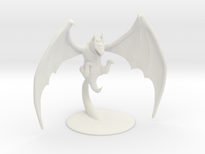 Obb Miniature in White Strong & Flexible: 1:60.96