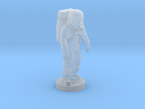 Sw Withe Soldier (Base) in Frosted Ultra Detail