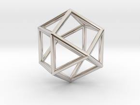 Vector Equilibrium in Platinum: Extra Small