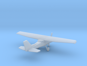 Cessna 172 - 1:200scale in Smooth Fine Detail Plastic